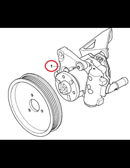 Bomba de dirección asistida BMW SERIE 1 , SERIE 3, X1