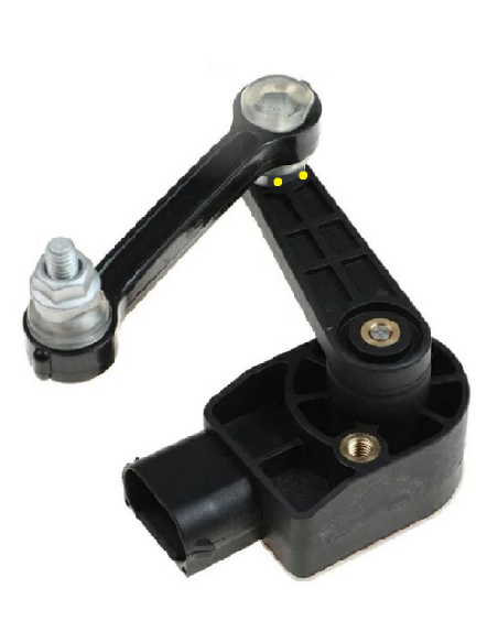 Sensor de altura / regulación alcance luminico TRASERO VW Touareg / Porsche Cayenne