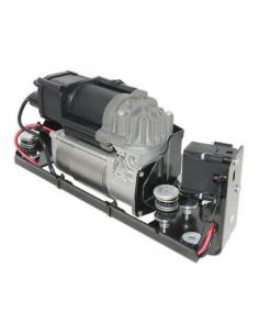 Compresor + caja Valvulas suspensión neumática BMW Serie 5 F07, F11 y BMW Serie 7 F01, F02